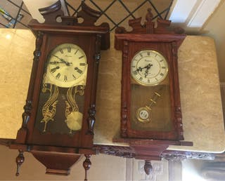 Old style clocks