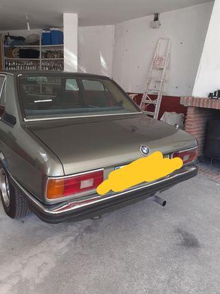 BMW Serie 6 GT 1981