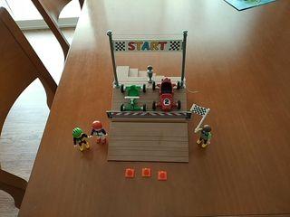 Playmobil ref 4141. carreras karts