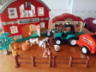 *OFERTA*colección de juguetes COUNTRY FARM