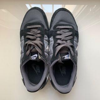 zapatillas nike internationalist mujer negras