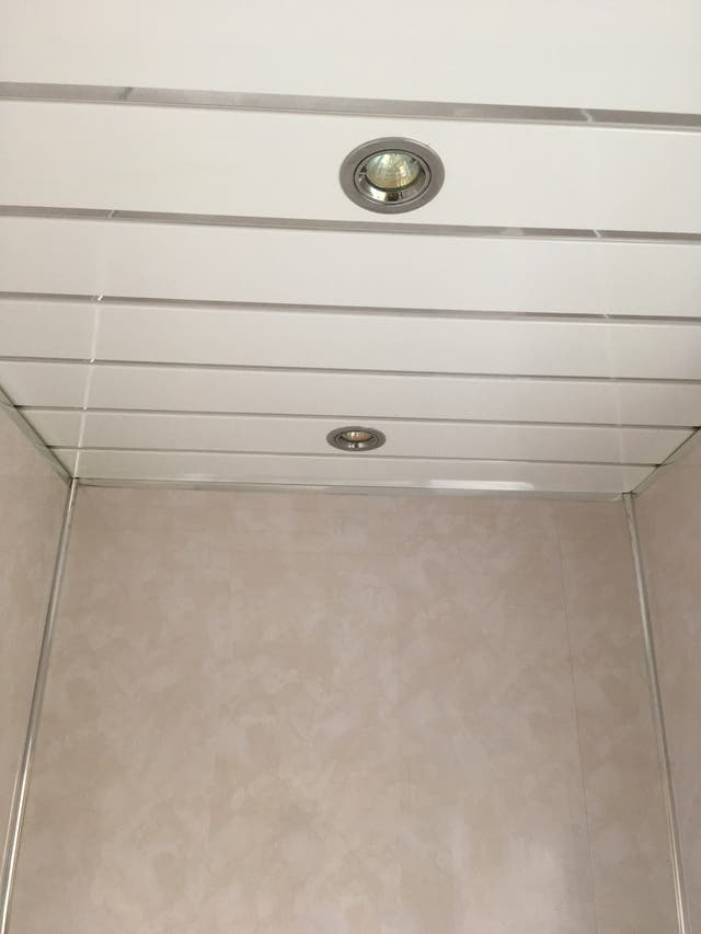 Bathroom cladding