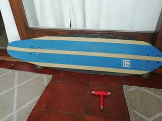 monopatín longboard Globe (USA)