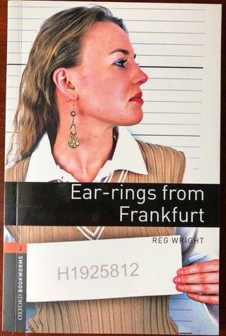 Ear-rings from Frankfurt libro escolar