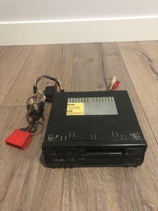 Radio cassette coche MxOnda modelo Leon