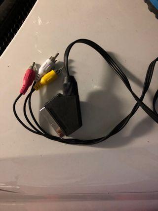 Adaptador euroconector - rgb
