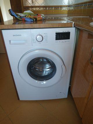 lavadora Daewoo 6Kl