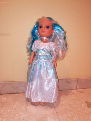 Nancy princesa De Famosa