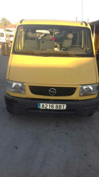 Opel Movano año 2.000
