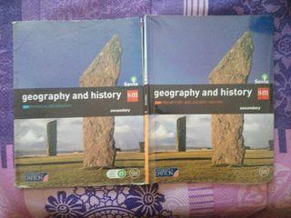 libros geografía historia bilingües