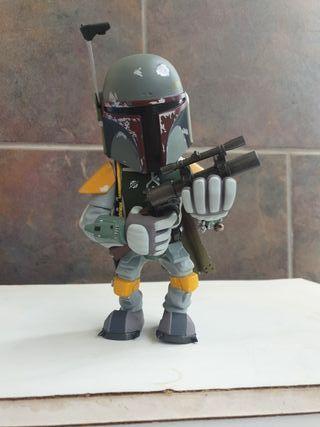 boba fett de medicom toy star wars