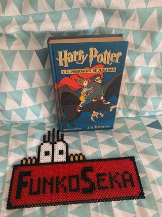 Libro Harry Potter y el Prisionero de Azkaban
