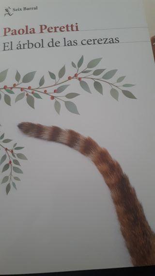 El árbol de las cerezas. Paola Peretti