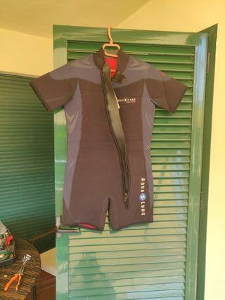 traje de buceo corto 5mm talla M/L