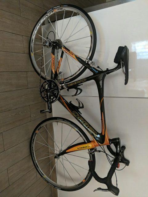Bicicleta Orbea Orca TDE