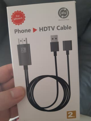 Cable HDMI Iphone/Ipad