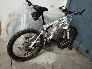 Bici Montaña. Mtb 27 doble Fs250