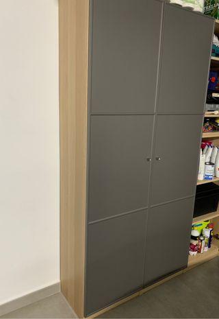 Armario PAX IKEA Zapatero Auxiliar