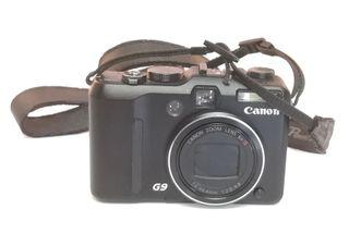Canon Powershot G9 en perfecto estado