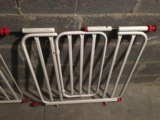 Barreras de seguridad (3)