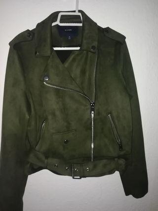 chaqueta terciopelo