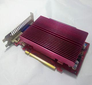Tarjeta Gráfica 8600GT 512Mb Gddr3 GeForce pcie