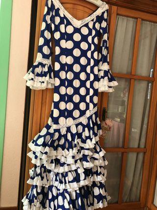 Traje flamenca talla 38-40