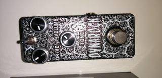pedal rock xvive overdrive distorsión