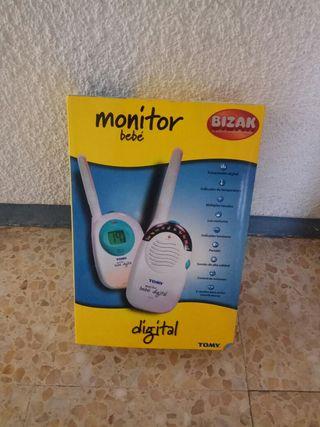 monitor de bebé digital