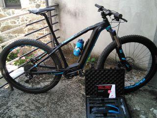 Bicicleta eléctricas de 29 talla S