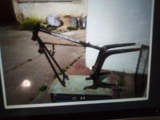 MV chasis de mv AUGUSTAmatricula de badajoz