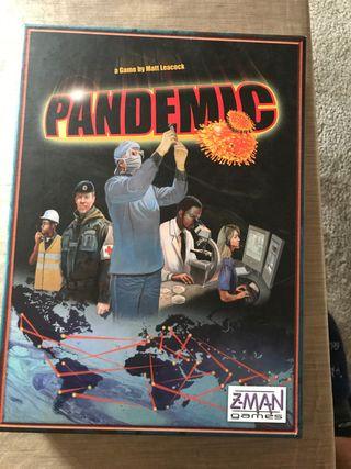 Juego de mesa Pandemia en ingles.Pandemic
