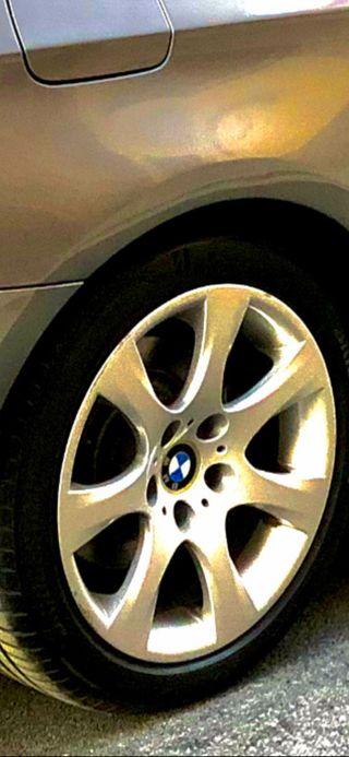 "Llantas BMW 17"" Modelo E92 neumáticos 225/45 R17"""