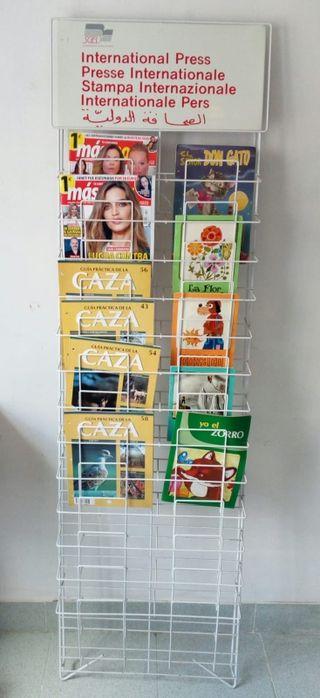 expositor revistas