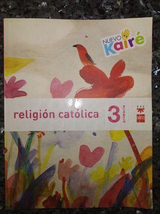 Libros lengua, matemáticas, inglés... 3° primaria