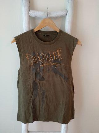 Camiseta surfera Quicksilver