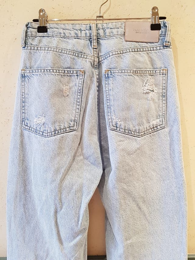 Pantalón tejano Pull and Bear