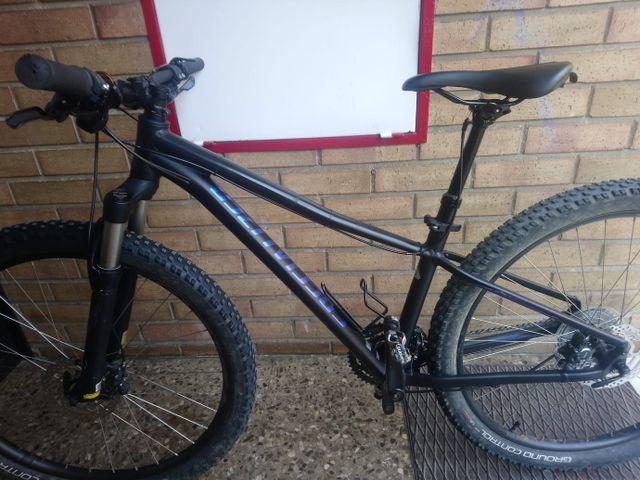 bicicleta specialized mtb mujer
