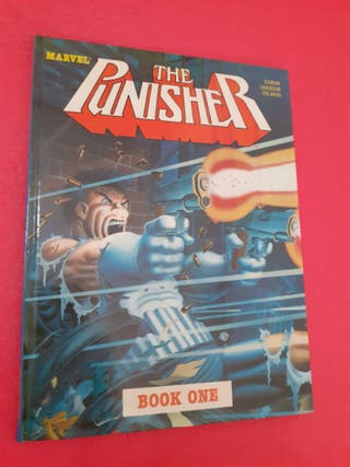 The Punisher Book One. Marvel 1987. Cómic Original