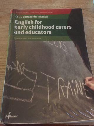 Libro de Ingles (C.F.G.S. Educación Infantil)