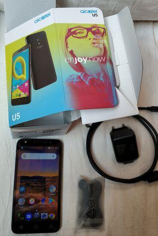 Movil Alcatel U5 seminuevo no NEGOCIABLE