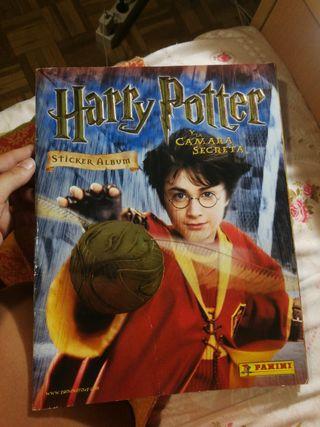 Colección De cromos de Harry Potter