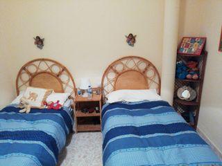 dormitorio bambú