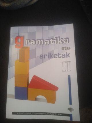Gramática eta ariketak II