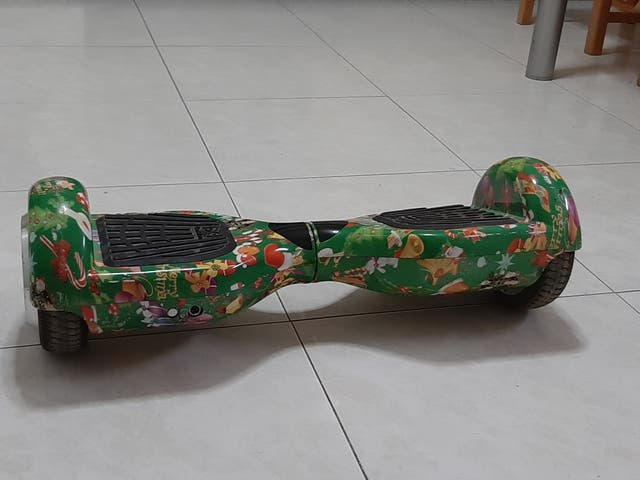 Hoverboard Patinete Eléctrico Cool&Fun 6.5