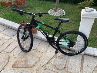 Bicicleta BTT NIÑO ROCKRIDER 700 24 PULGADAS