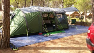 Tienda de campaña Outwell Roswell 6 Air Tent