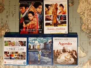 lote 2 DVDs y 3 bluray