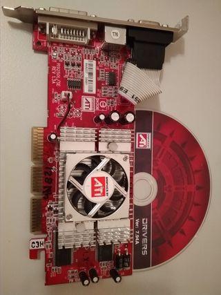 Tarjeta gráfica ATI Radeon R9250L