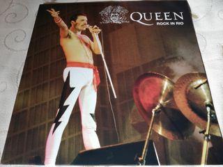 Lp vinilo Queen Rock in Rio